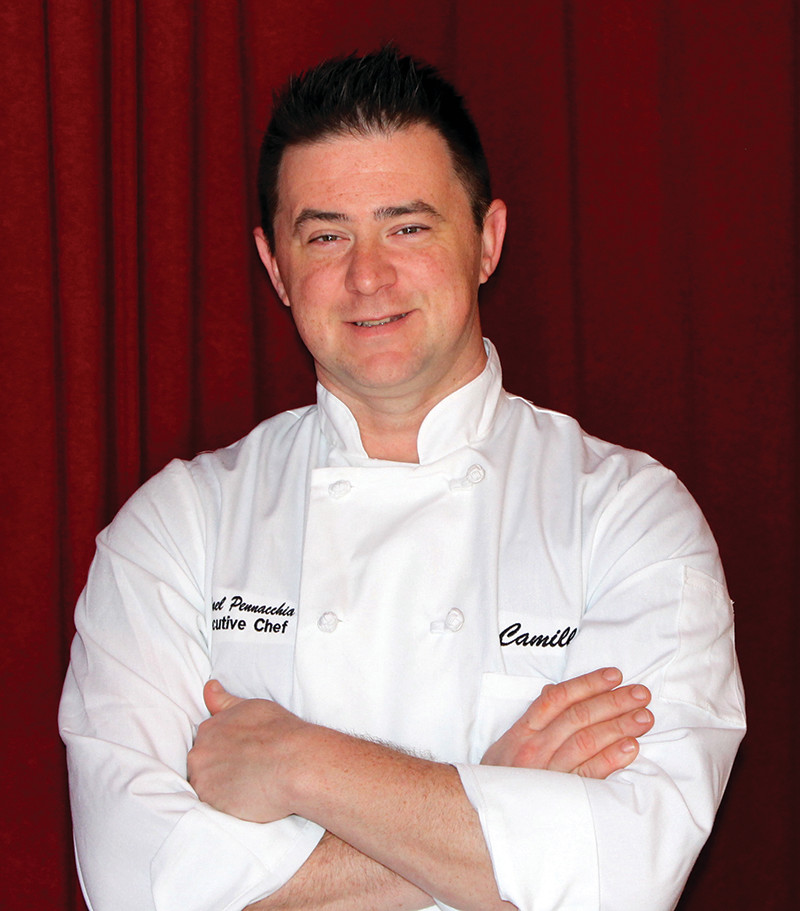 Chef Michael Pennacchia of Camille's