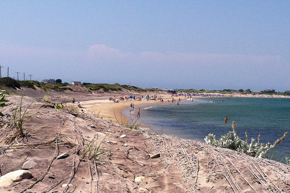 Beaches In Rhode Island That Have Restrooms