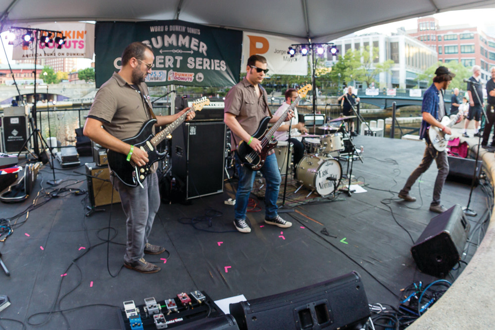 WBRU's Summer Concert Series kicks off at Waterplace Park on July 21