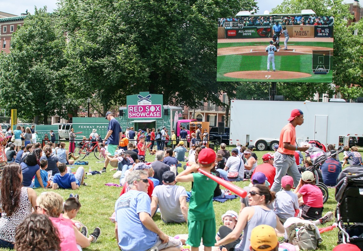 Image result for highland street foundation out of the park event