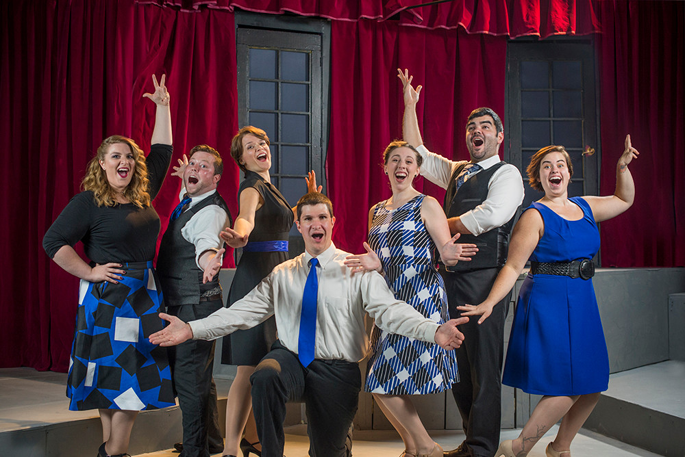 Never see the same show twice at Contemporary Theater Company's Bravo! An Improvised Musical