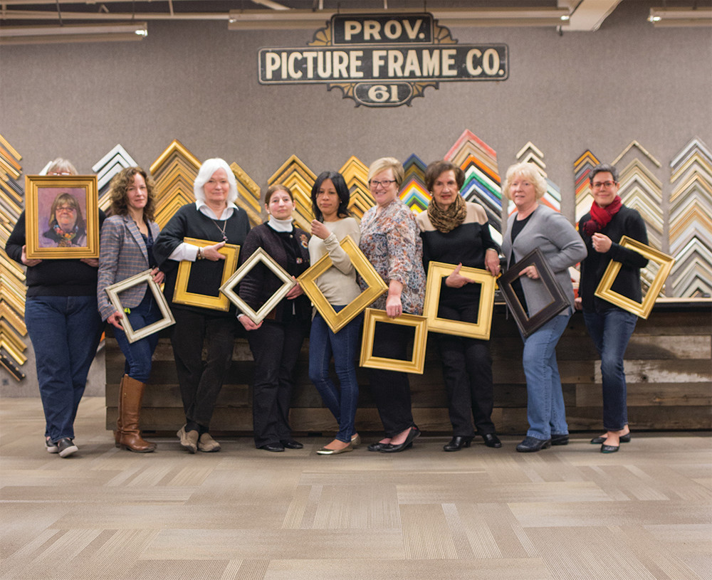 The Leading Ladies of