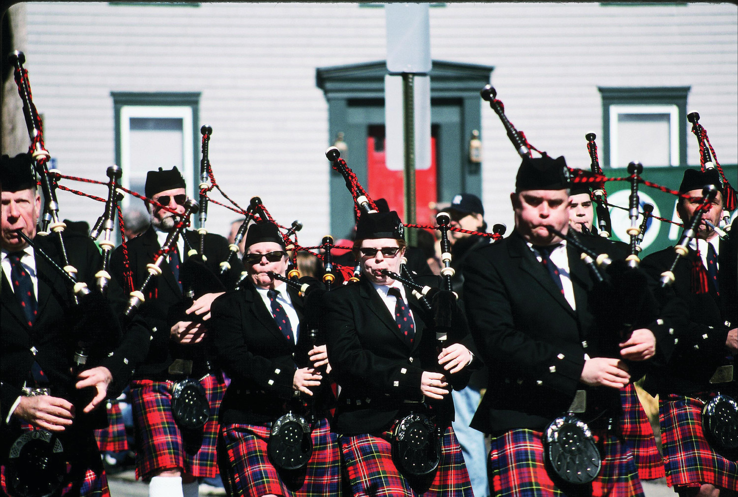 March 17: The Newport St. Patrick's Day Parade steps off from Newport City Hall at 11am