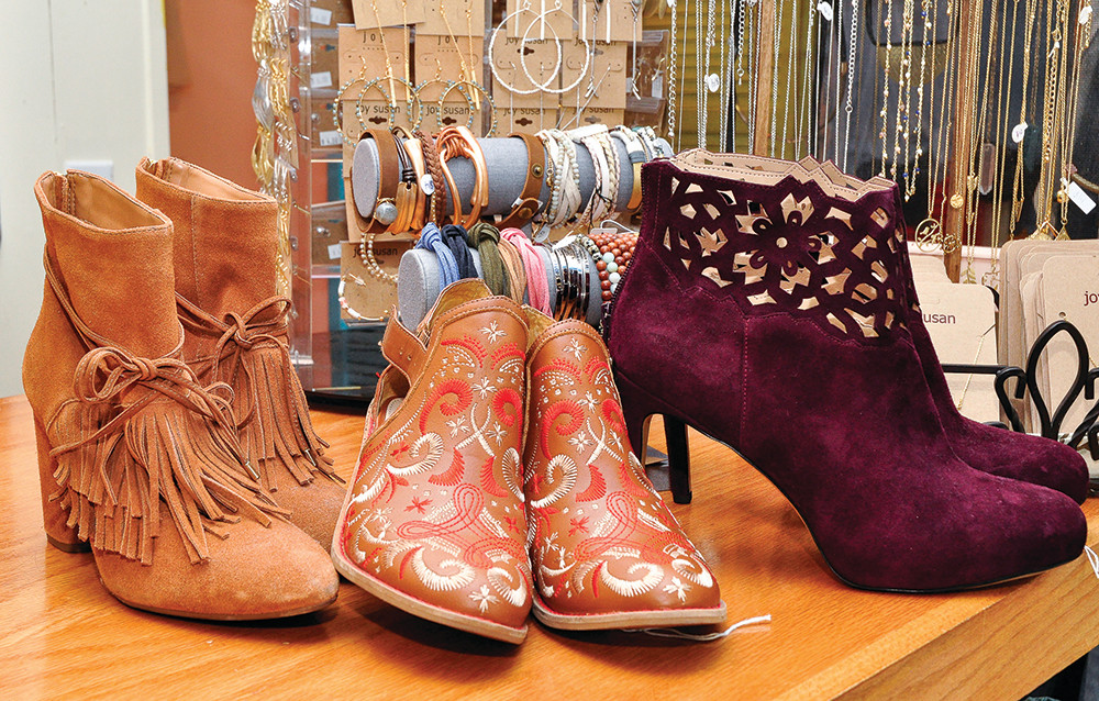 Shoes and Boots: $34-$44