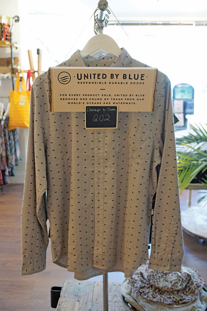 United by Blue long sleeve shirts, $78