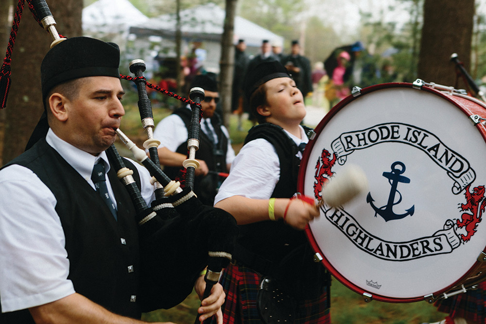 Rhode Island Scottish Highland Festival, June 9