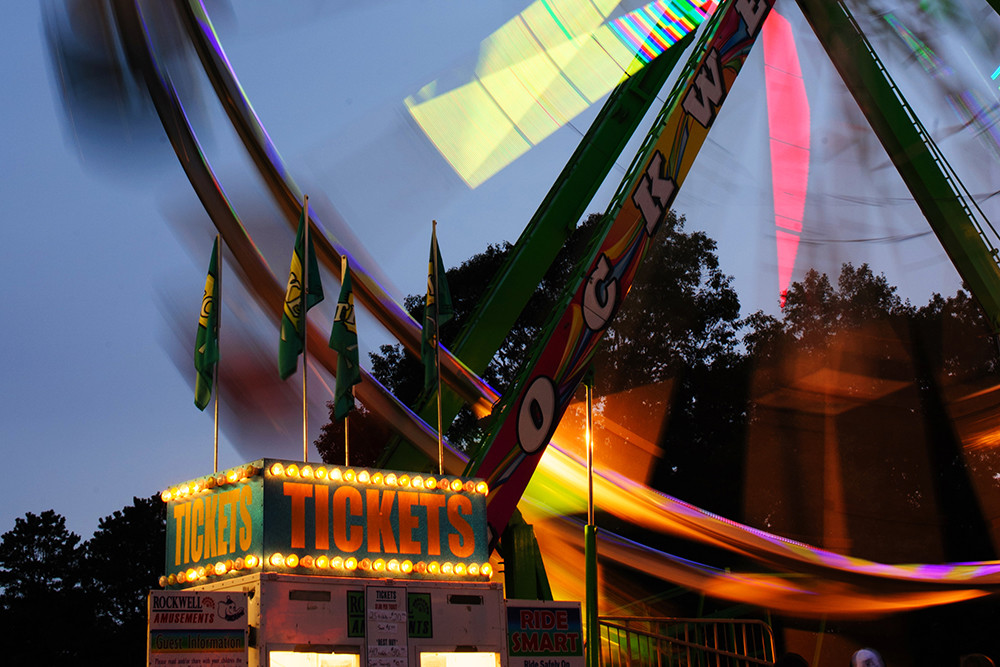 The Washington County Fair, August 15-19