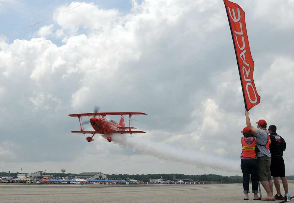 Catch high flying stunts at the Rhode Island National Guard Air Show, June 9-10