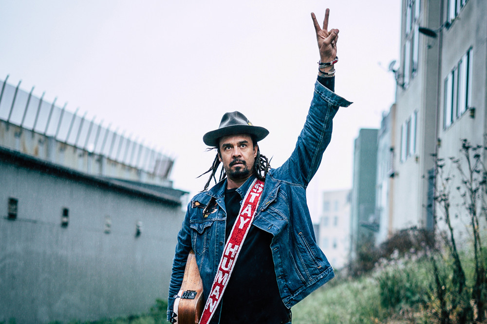 Michael Franti & Spearhead play Bold Point Park on July 18