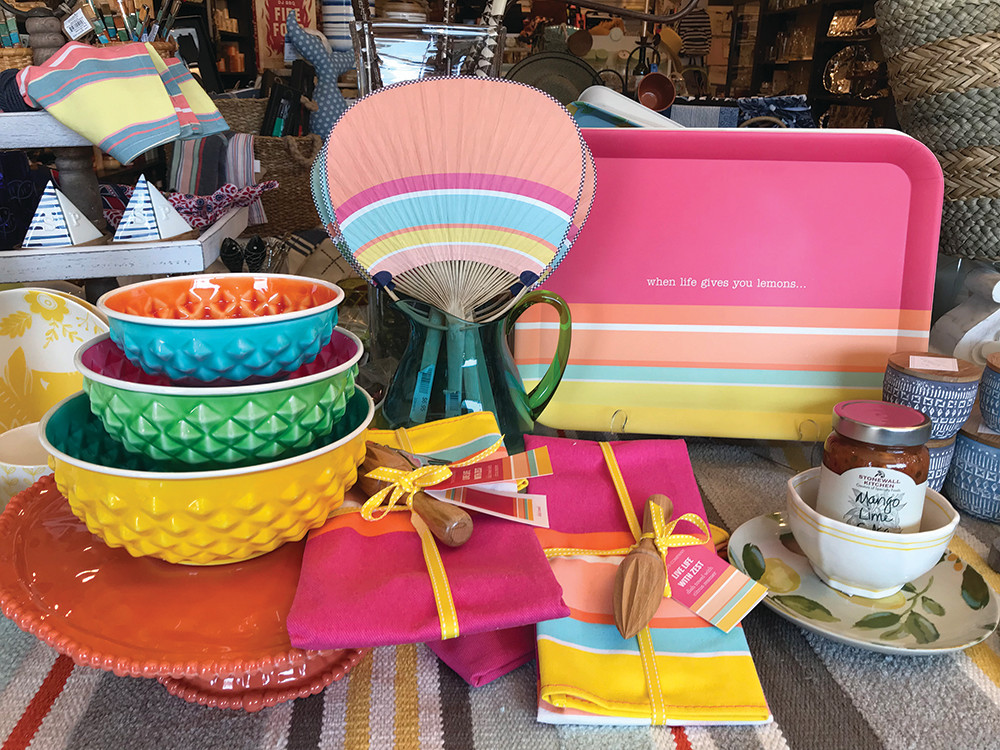 Bright colored tabletop: $6.95-$48