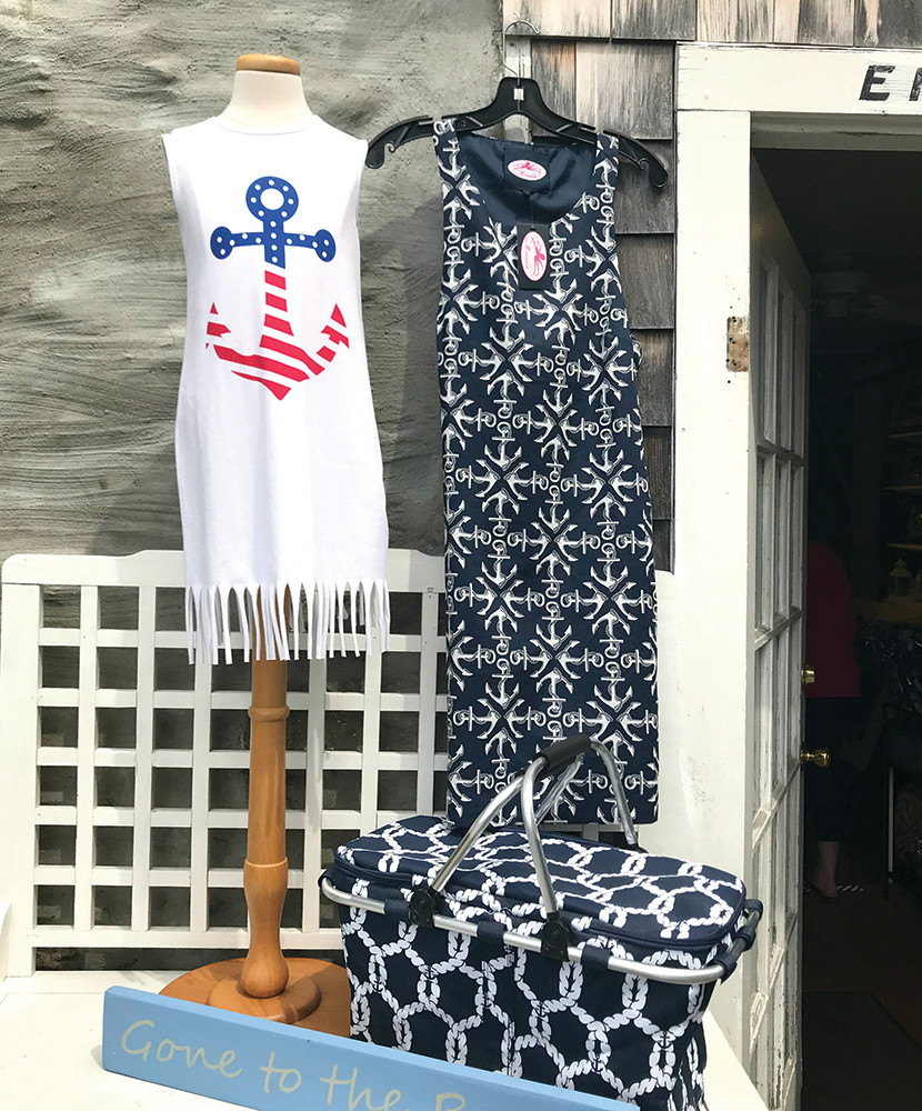 Child's dress: $20, Woman's dress: $25