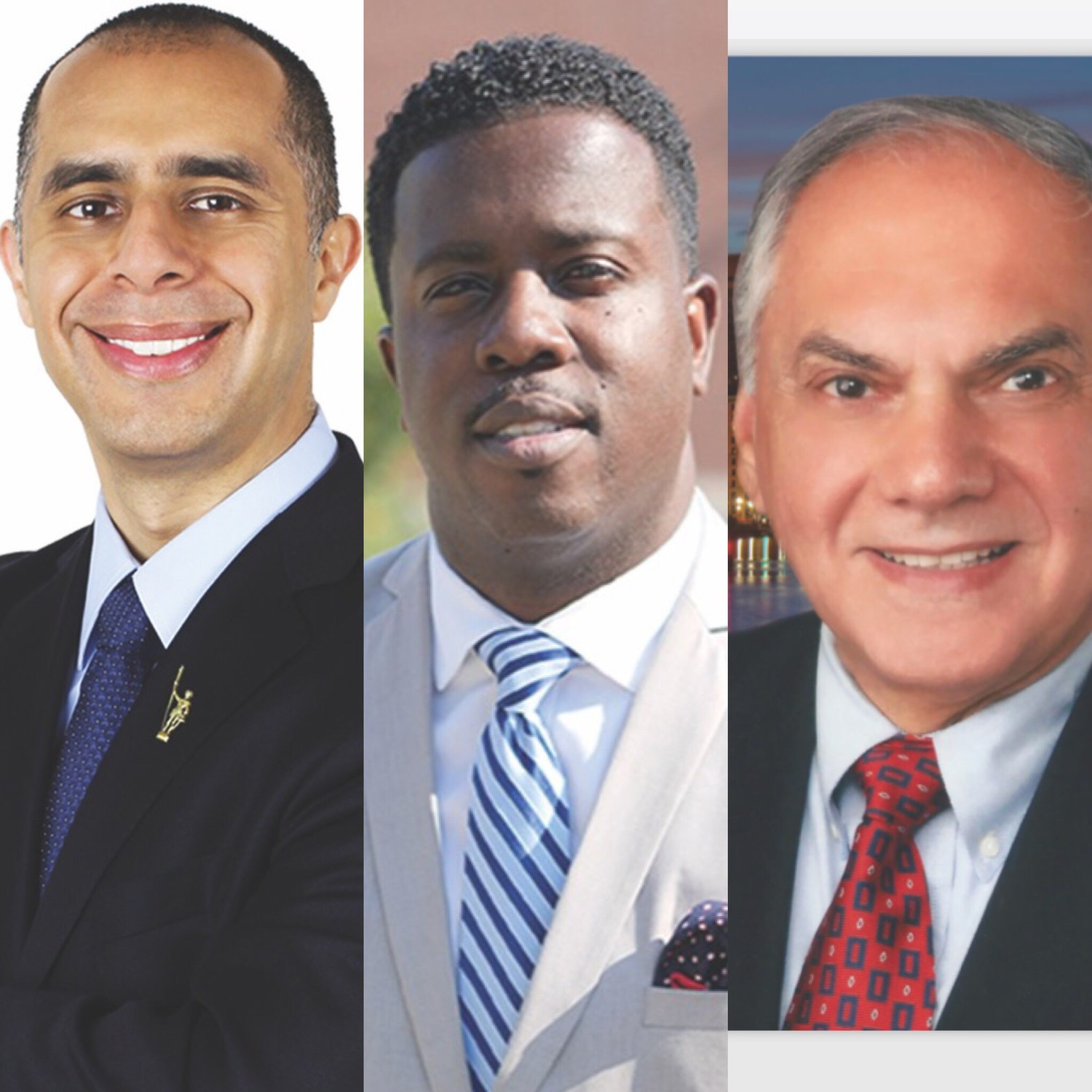 Meet the candidates in the Democratic Mayoral Primary: Jorge Elorza, Kobi Dennis, Robert Derobbio