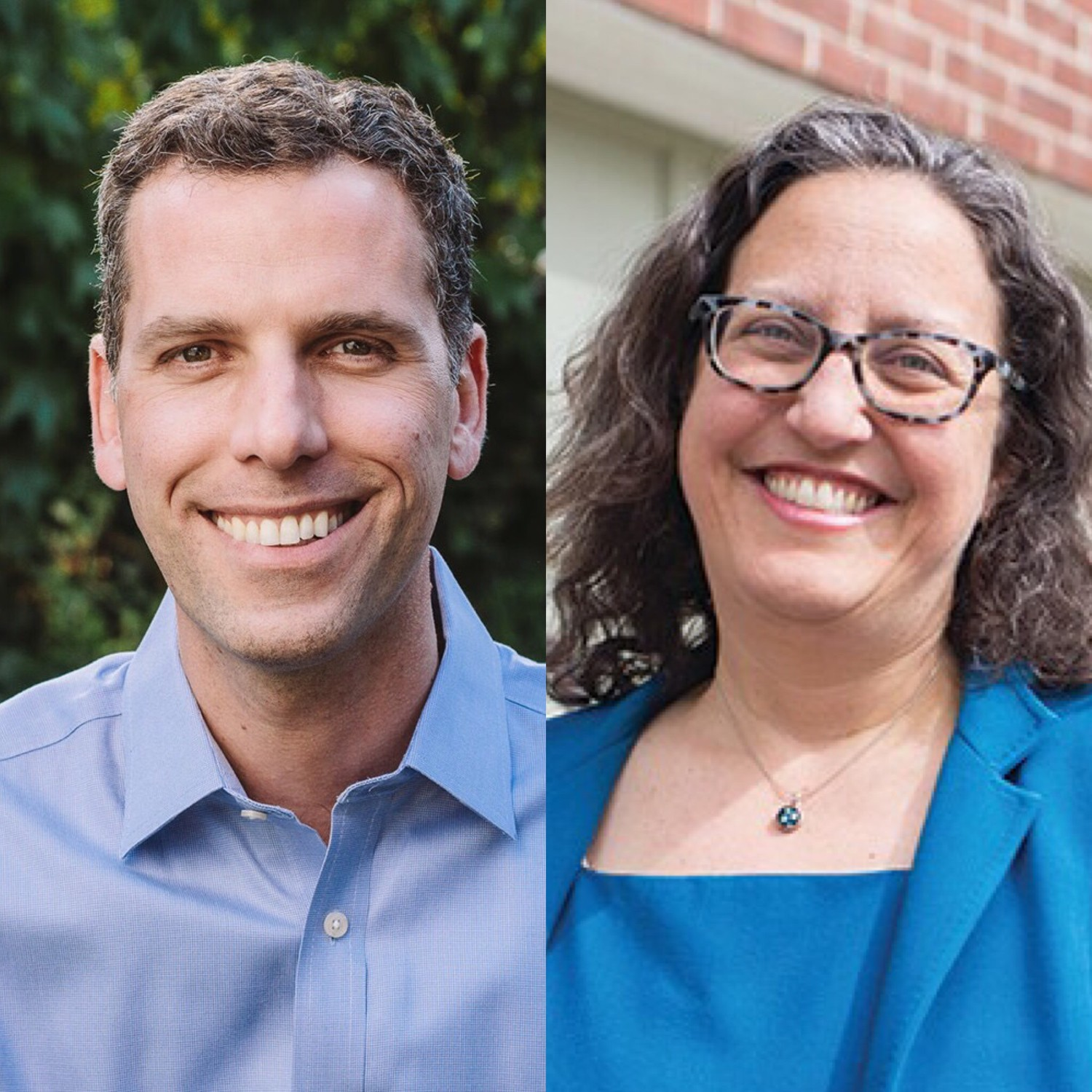 Meet the Candidates - Mark Tracy and Rebecca Kislak