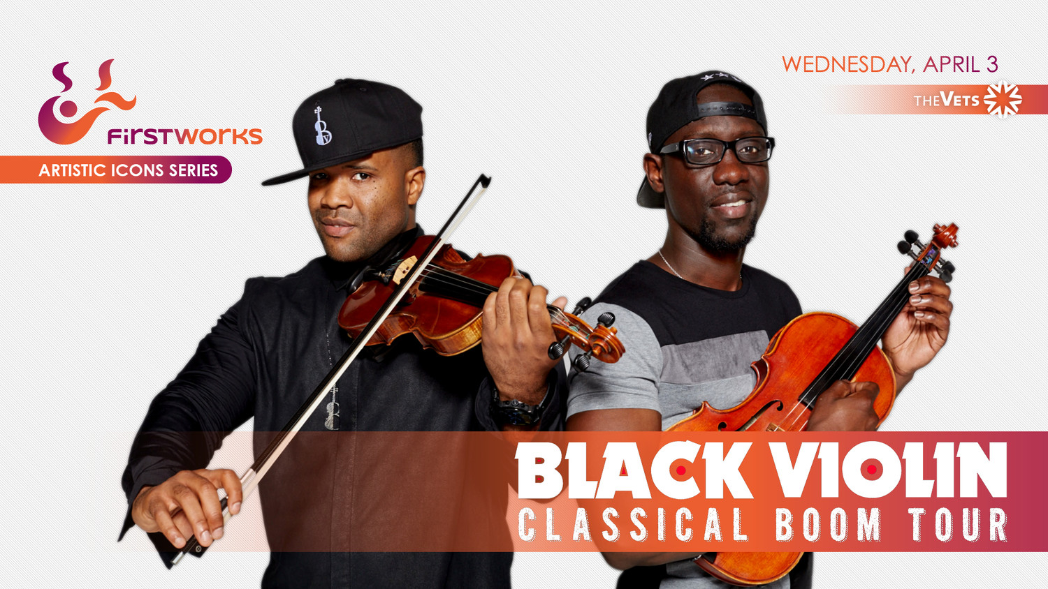 BLACK VIOLIN CLASSICAL BOOM TOUR | The Bay | thebaymagazine com