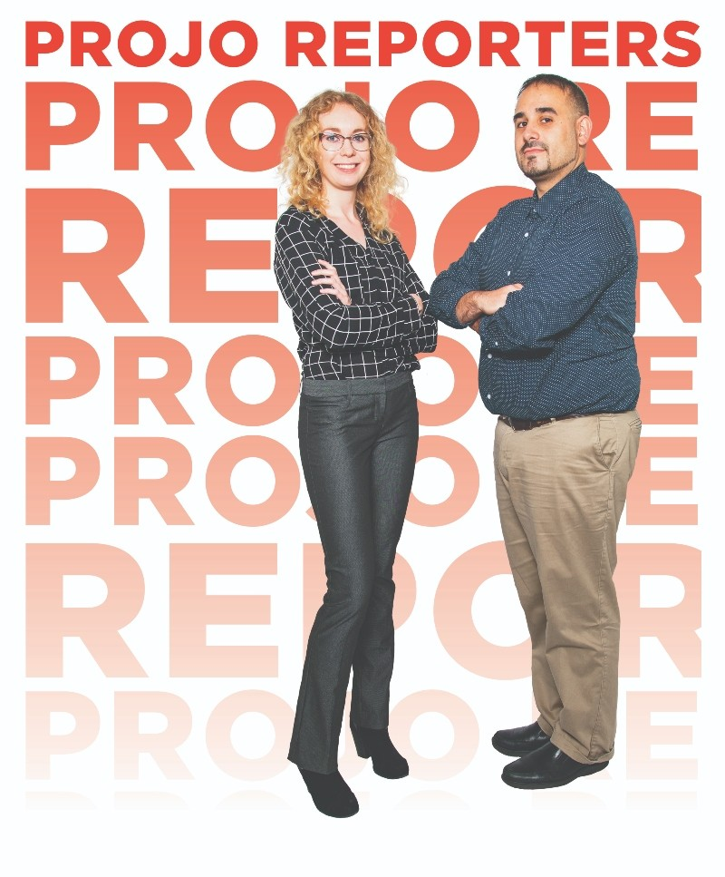 Providence Journal Reporters Madeleine List and Kevin Andrade