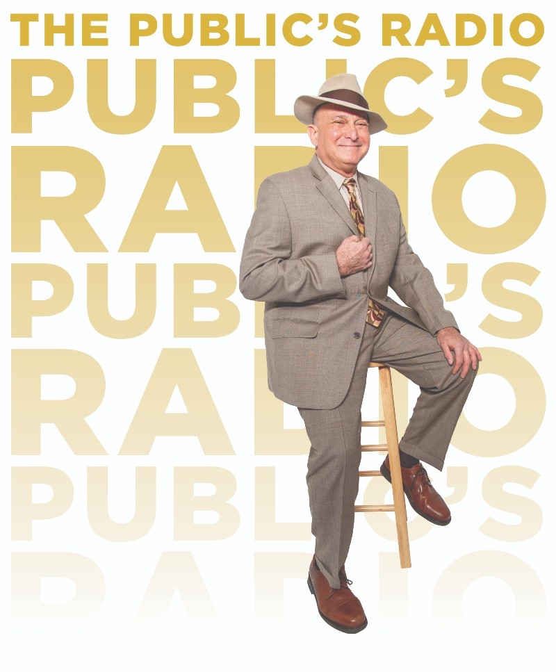 Torey Malatia and The Public's Radio