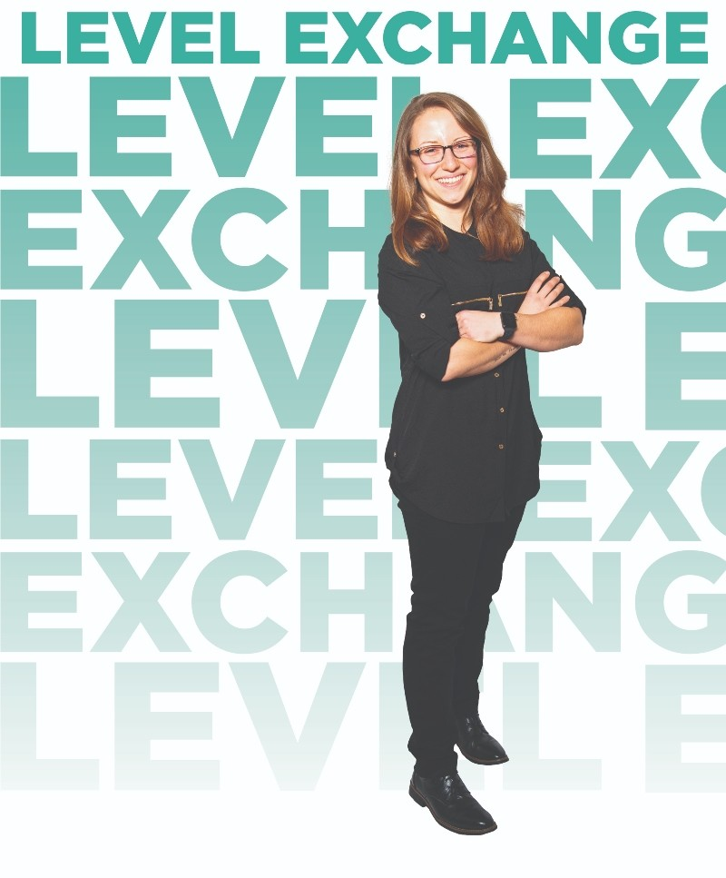 Lindsay Lerner at Level Exchange