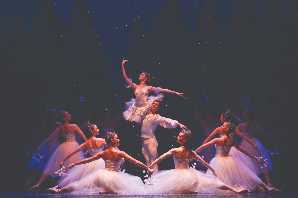 "Festive Ballet takes the stage at the Providence Performing Arts Center with their production of the holiday classic, ""The Nutcracker,"" December 21-23"