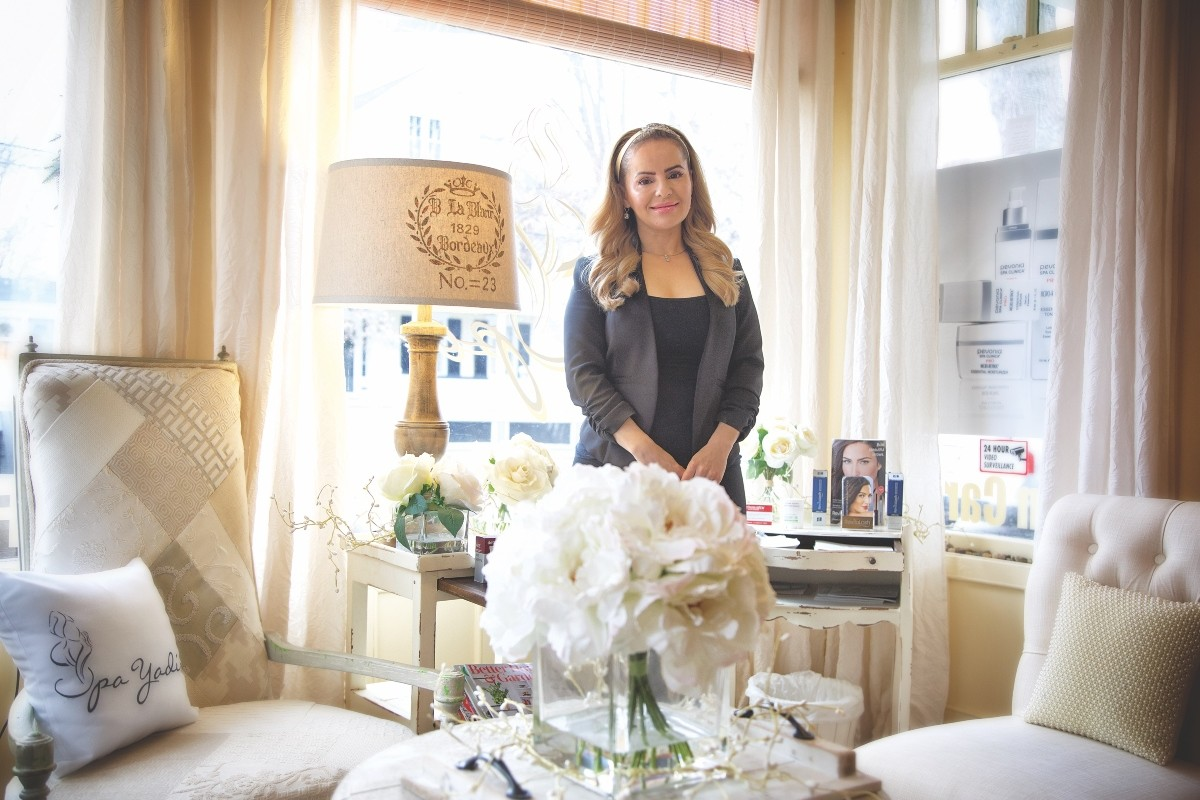 Yadira Alexander of Spa Yadira shares her at-home tips for between visits