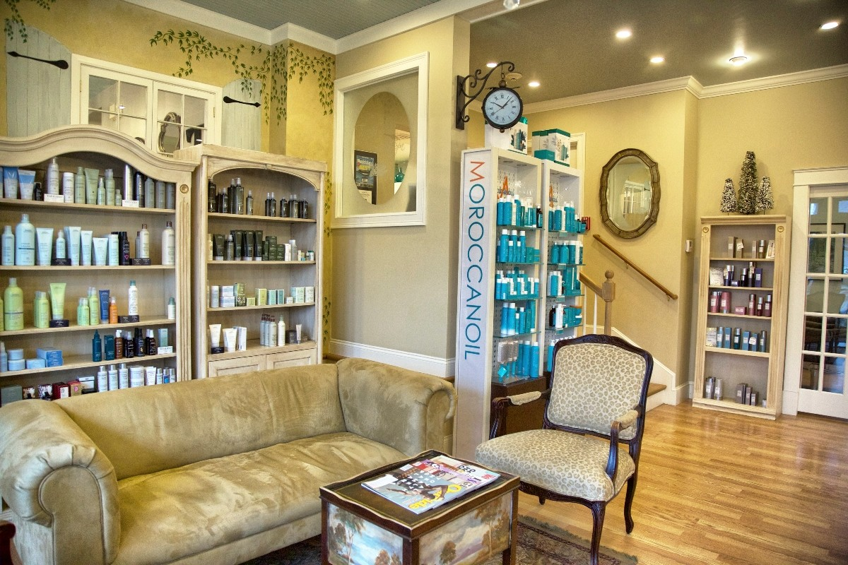 Tiffany's Salon & Spa combines high-end with hometown sensibility
