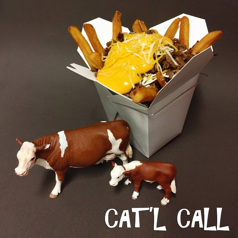 Cat'l Call is just one of Friskie Fries' crazy combos, which will now expand to Portsmouth