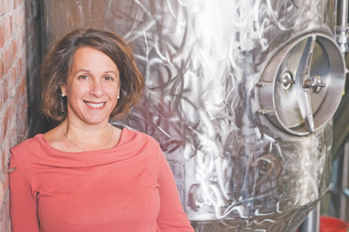 Leading Ladies 2019: Jennifer Brinton, co-owner of Grey Sail Brewing in Westerly