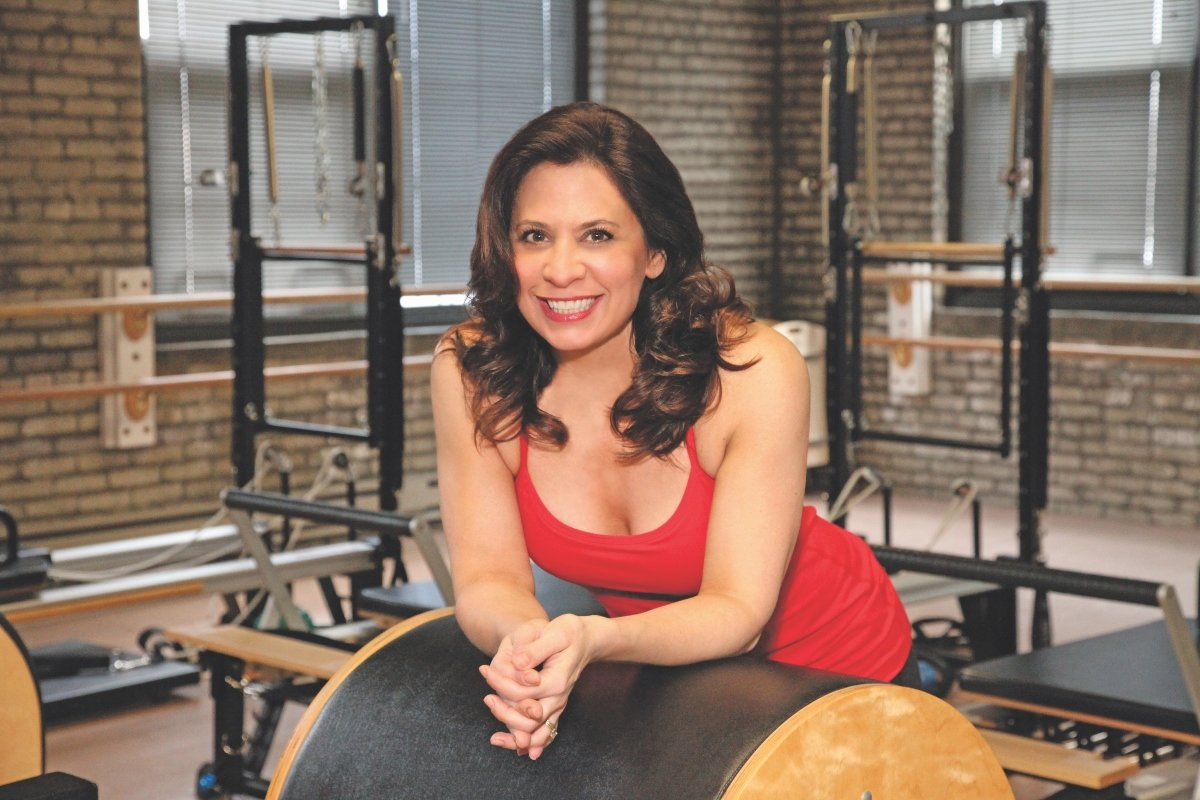 Leading Ladies 2019: Melissa Siple, Pilates Instructor/Owner of Benefitness in East Greenwich