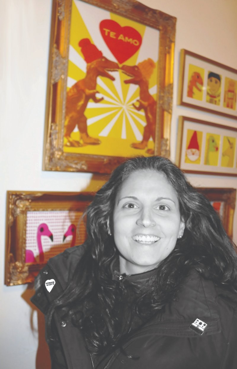 Leading Ladies 2019: Atabey Sánchez-Haiman, Artist & Gallery Owner of Giraffes & Robots in Pawtucket