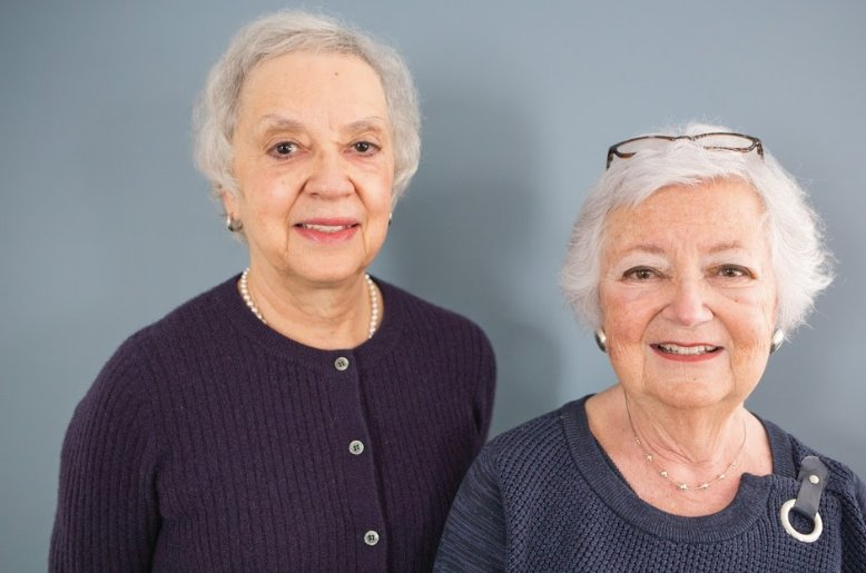 The Leading Ladies at KSA Marketing + Partnerships: Carol Gaeta & Lois Ellis, Owners of Scialo Bros. Bakery