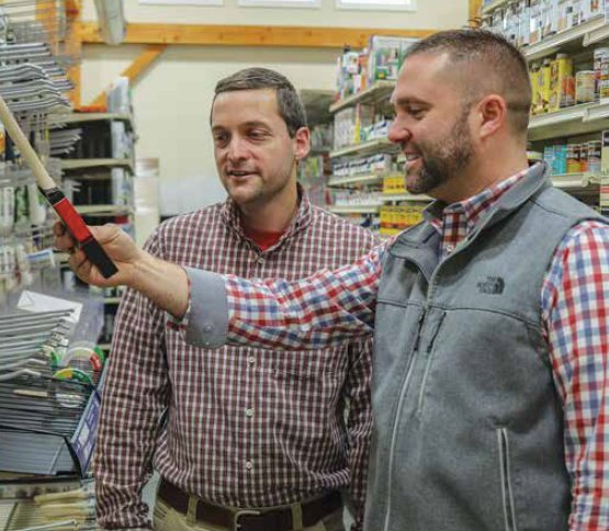 Jerry's Hardware is a family-run Narragansett institution