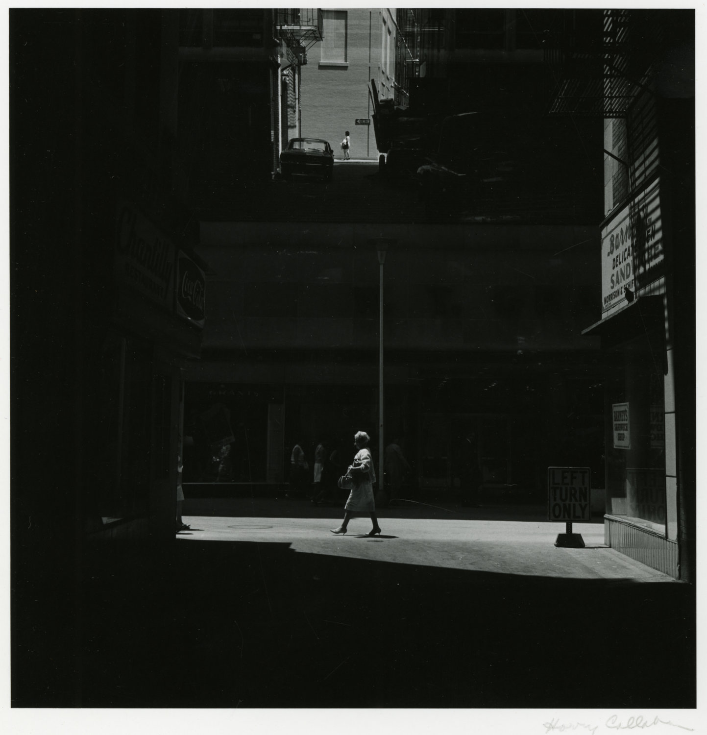 The Providence Album, Vol I: Carmel Vitullo and Harry Callahan showcases stills of Providence in the 1960s