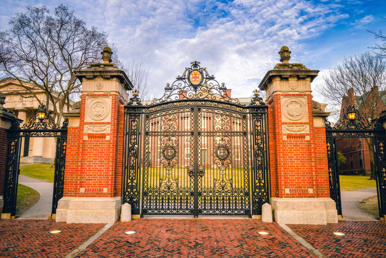 The gates to Brown open just twice a year: Once for Convocation (when first-year students are welcomed into the University community) and once for Commencement (for graduating seniors).