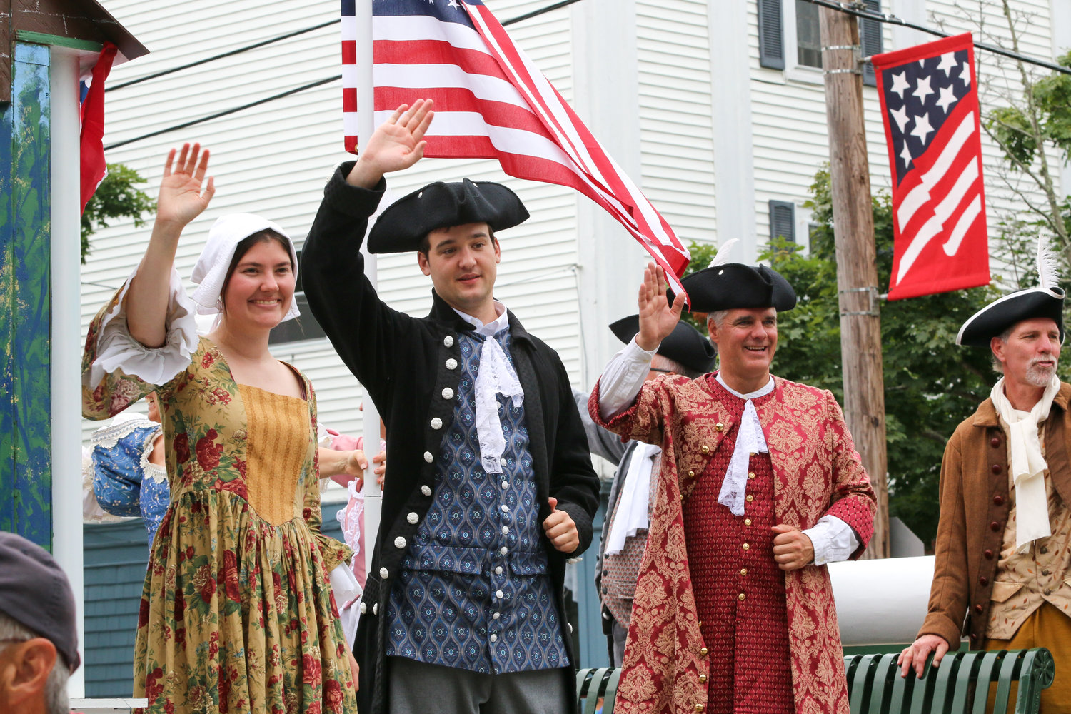 The Bristol parade is the oldest in the country