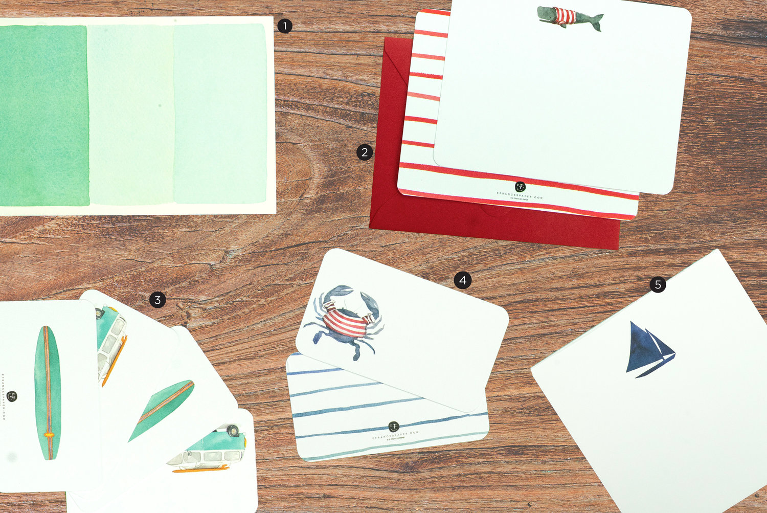 1. Marine Layers Notepad, $17 | 