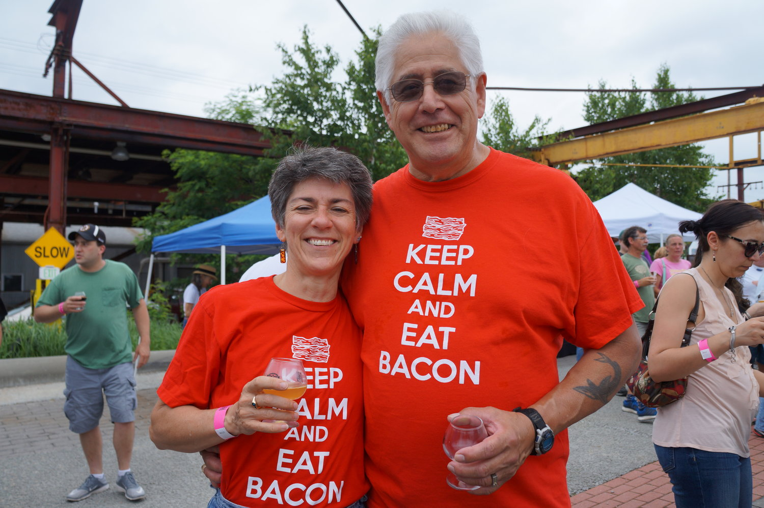Bacon and Beer Fest