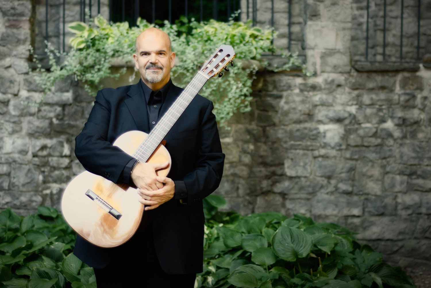 Nicholas Goluses,  classical guitarist, is one of many musicians featured in Music on the Hill this year