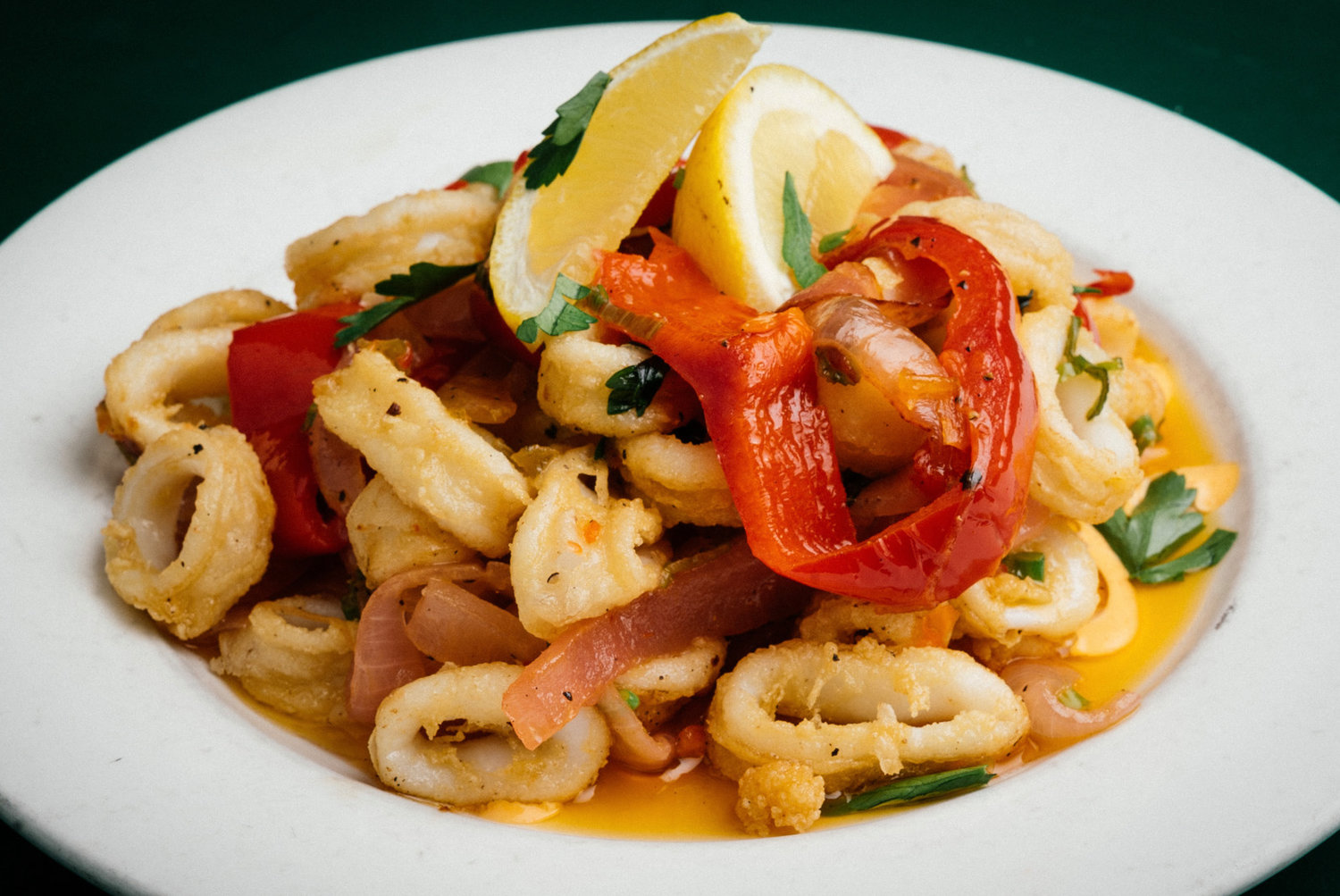 Local Calamari Weekly Special
