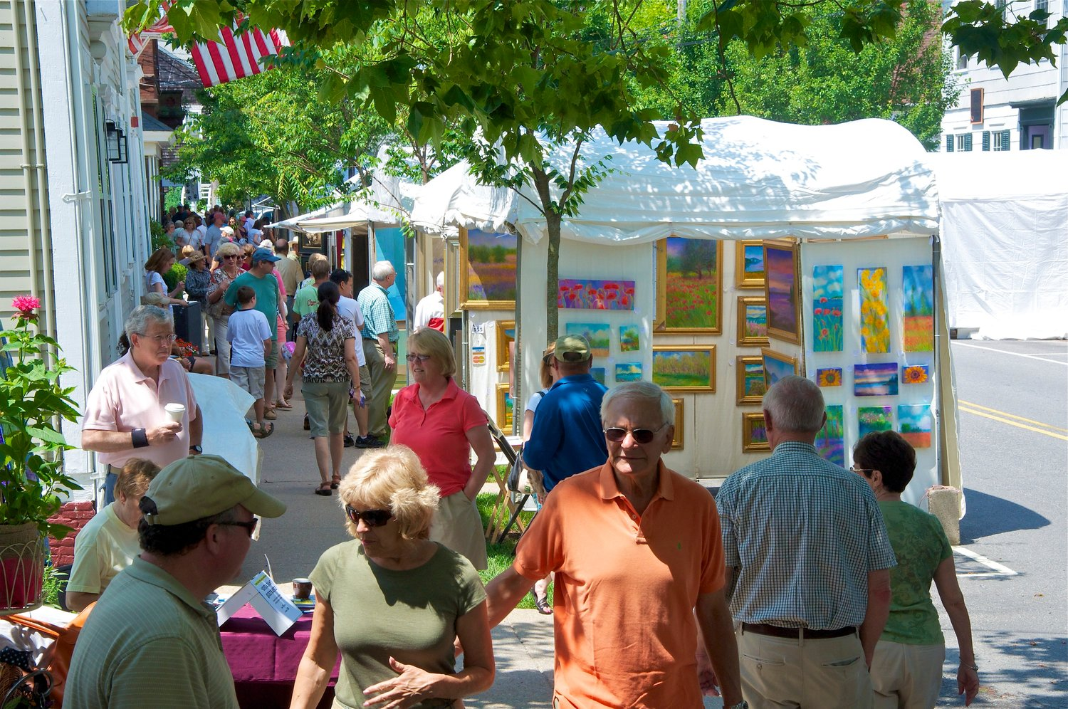 July 13-14: Wickford Arts Festival