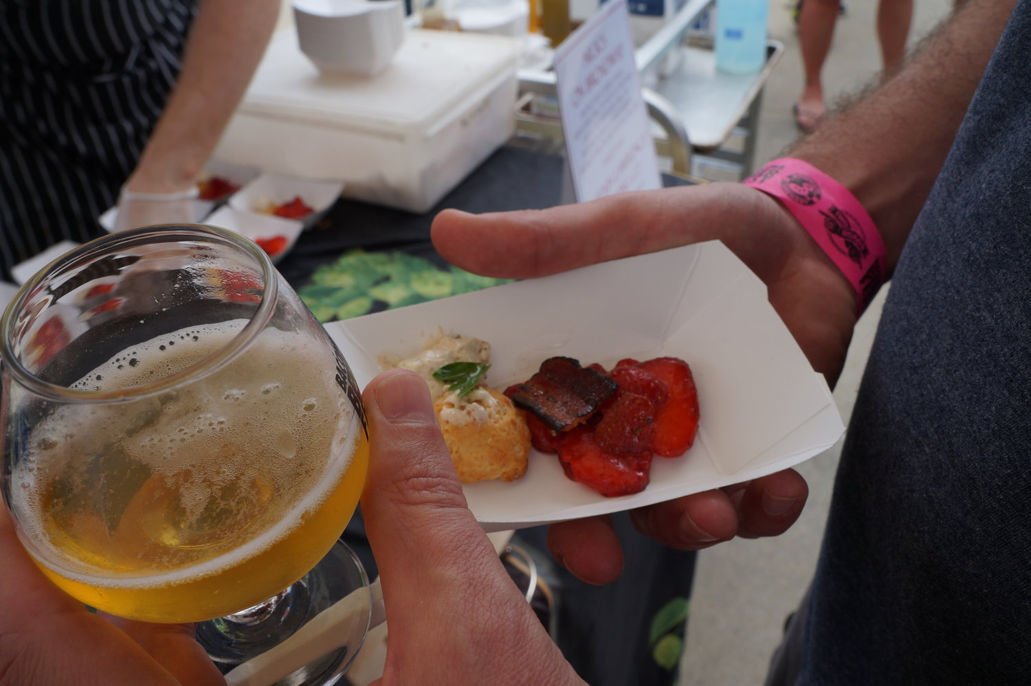June 16: Bacon & Beer Fest