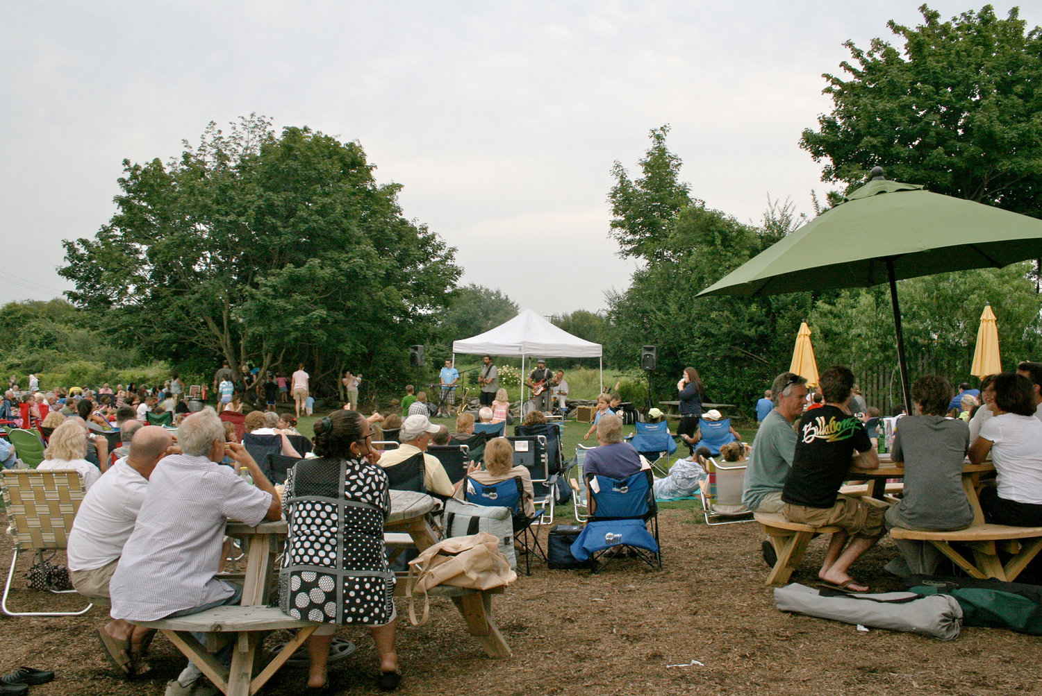 Tuesday night concerts