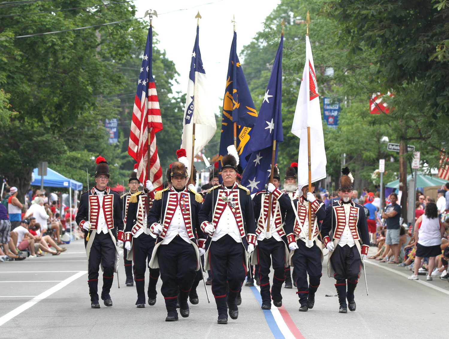 Don't miss Bristol's famous Fourth of July parade and celebration!