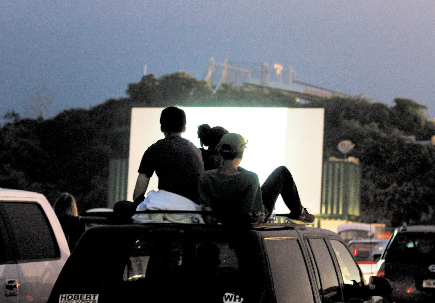 July 26-27: Catch a movie at Misquamicut Drive-In. This weekend's? Ghostbusters!