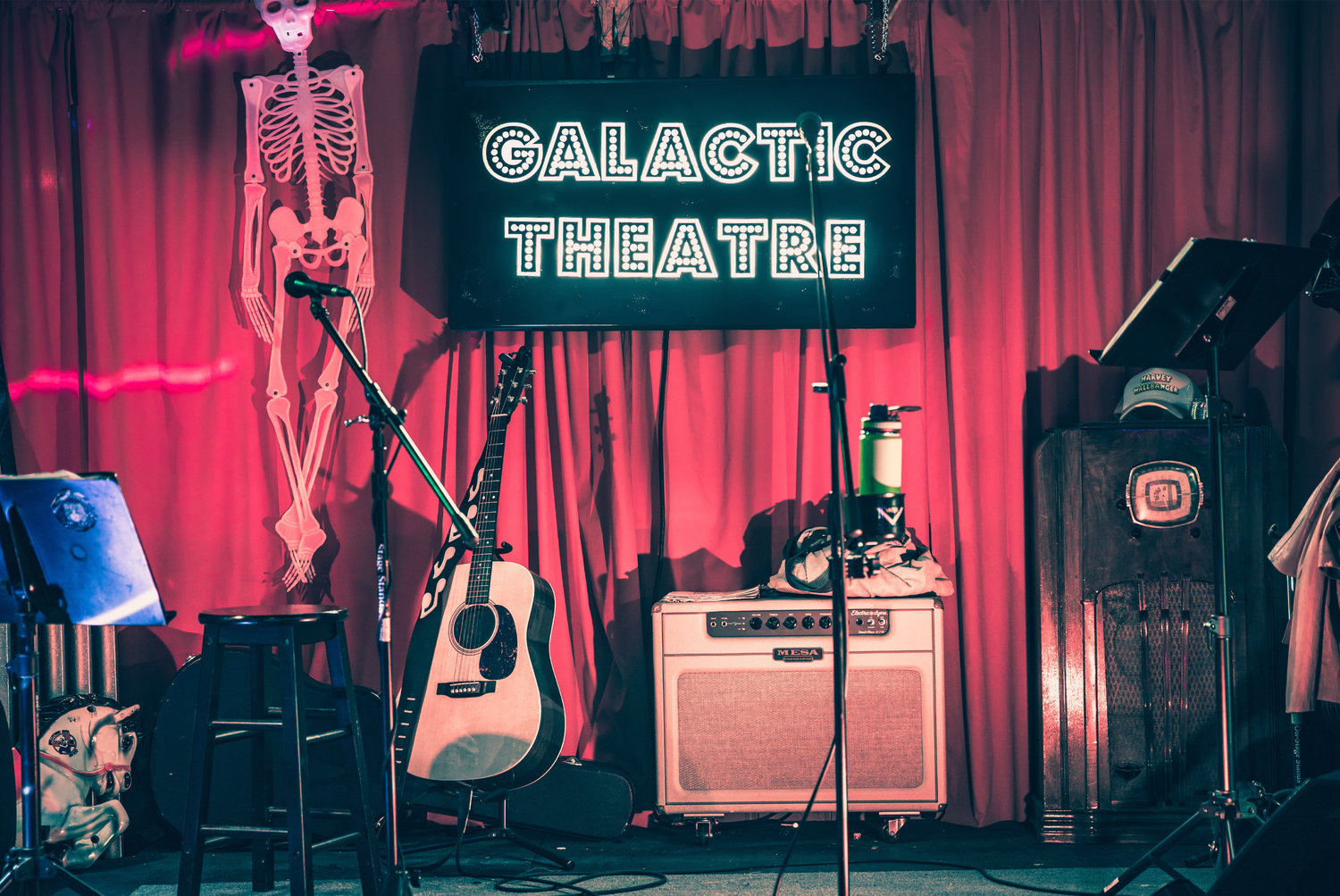 The Galactic Theatre