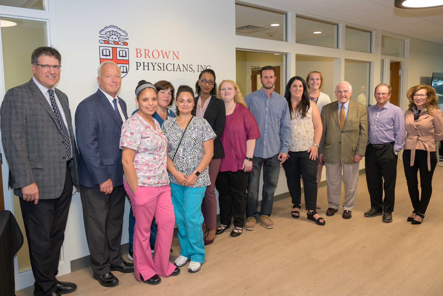 University Surgical Associates staff 