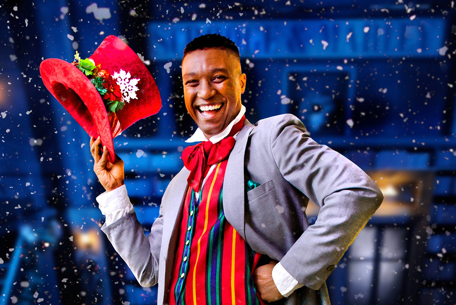 A Christmas Carol, presented 