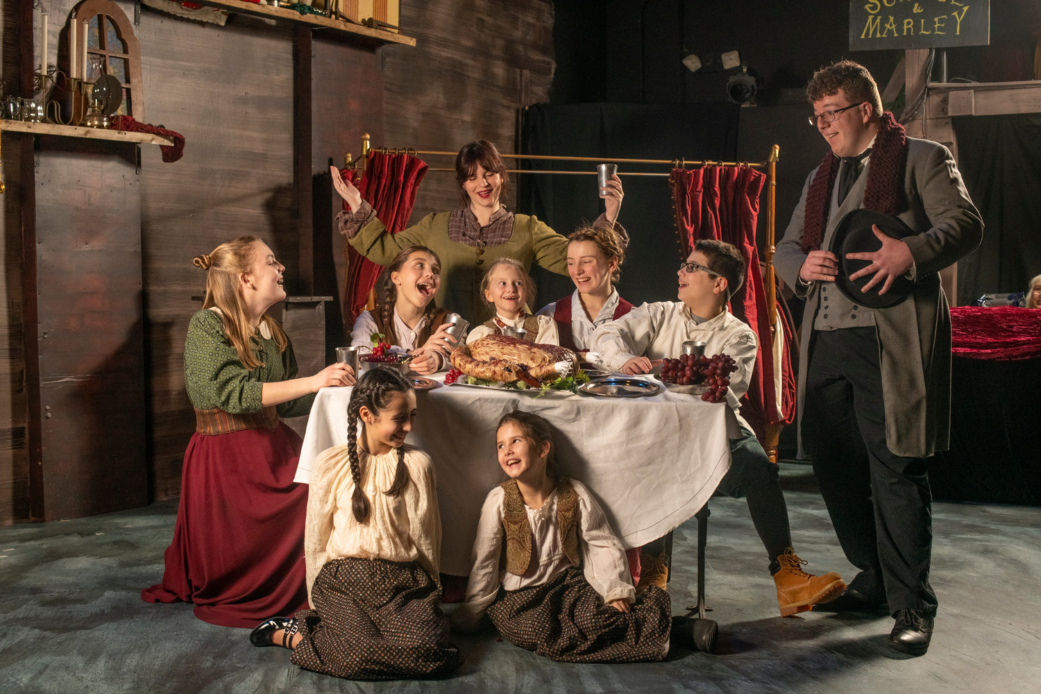"Contemporary Theater Company's ""A Christmas Carol"""
