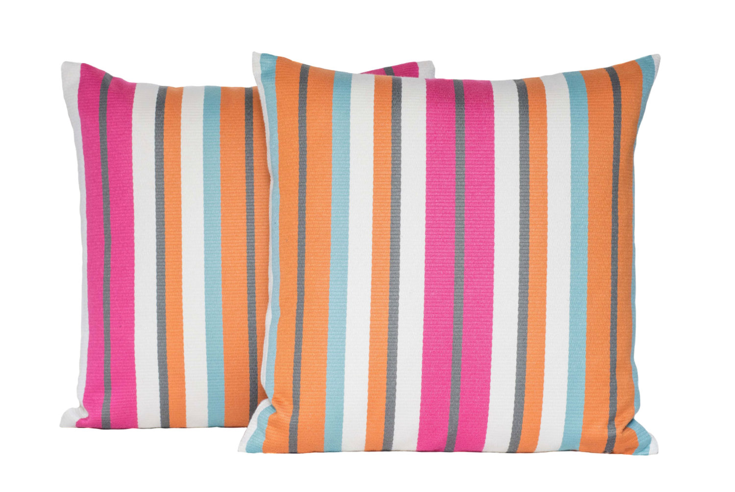 Kreatelier Fabric Remnant Pillow, $30