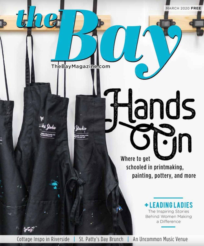 The Bay Magazine March 2020 Providence Media