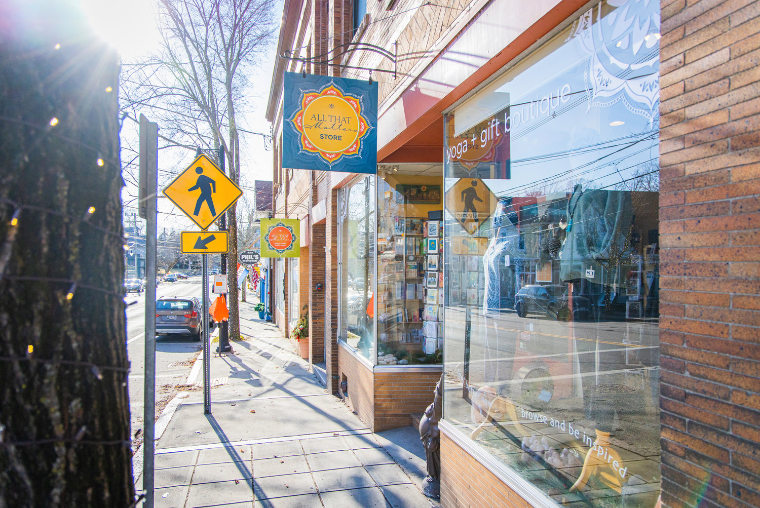 While it's technically a village of South Kingstown, Wakefield is a bustling center of life in South County, home to the area's only mall, an excellent hospital, and a Main Street made for strolling.