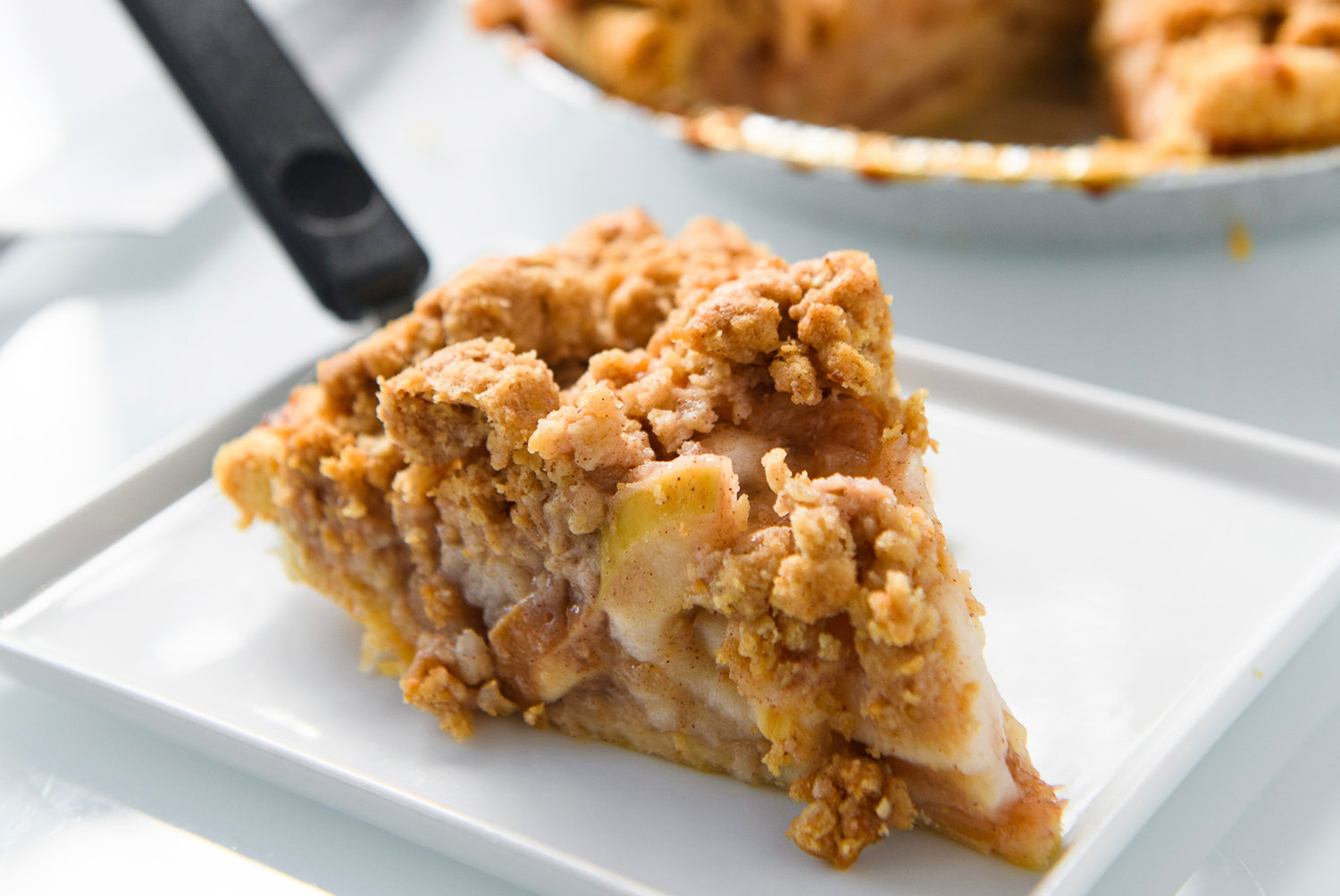 Apple Crumble Pie from Sin Bakery